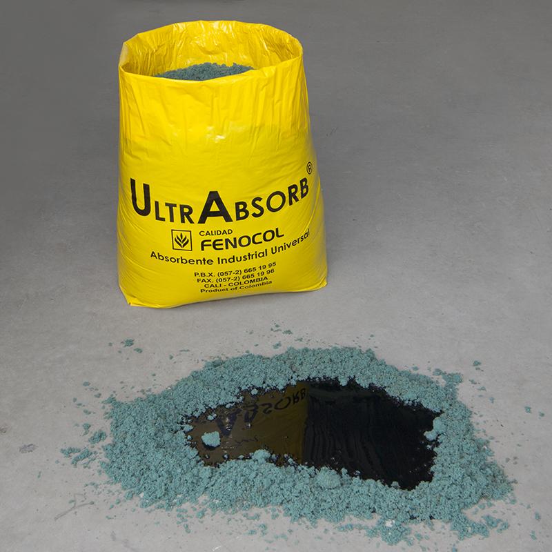 Absorbente Industrial Ultrabsorb