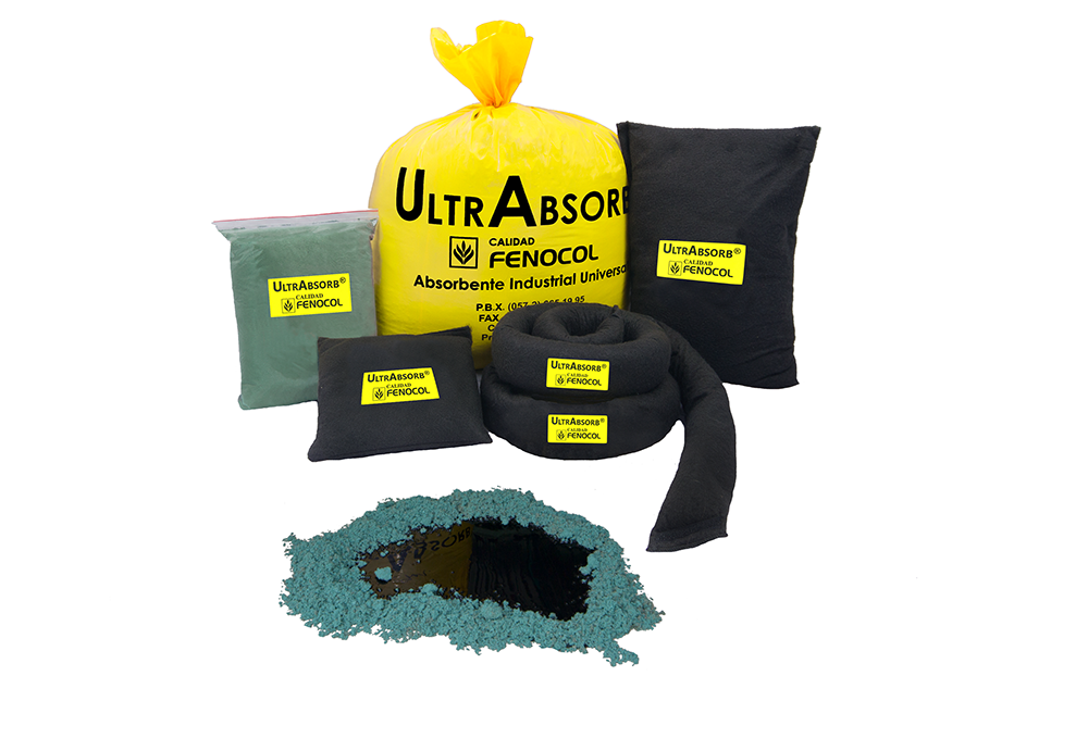 Ultrabsorb absorbentes Industriales